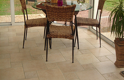 Carrelage landreau sourisseau for Carrelage pour veranda
